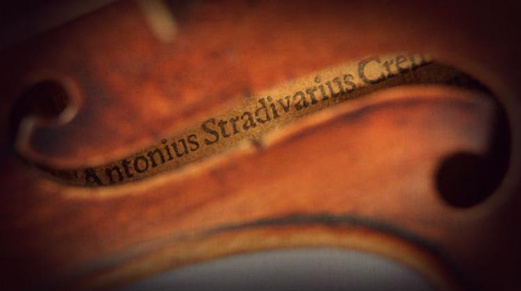 Violinos Stradivarius