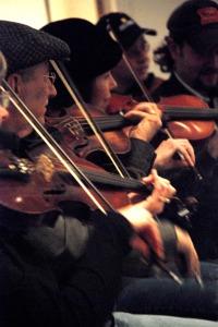aprendendo violino